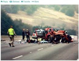 Trending: Wrong-Way Driver Kills Six in Terrible Freeway Crash