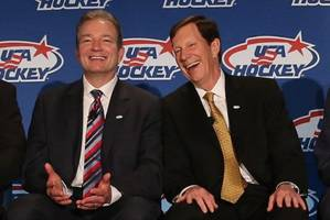 ray shero to run team usa with david poile hurt